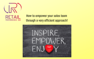 How to empower your sales team through a very efficient approach?
